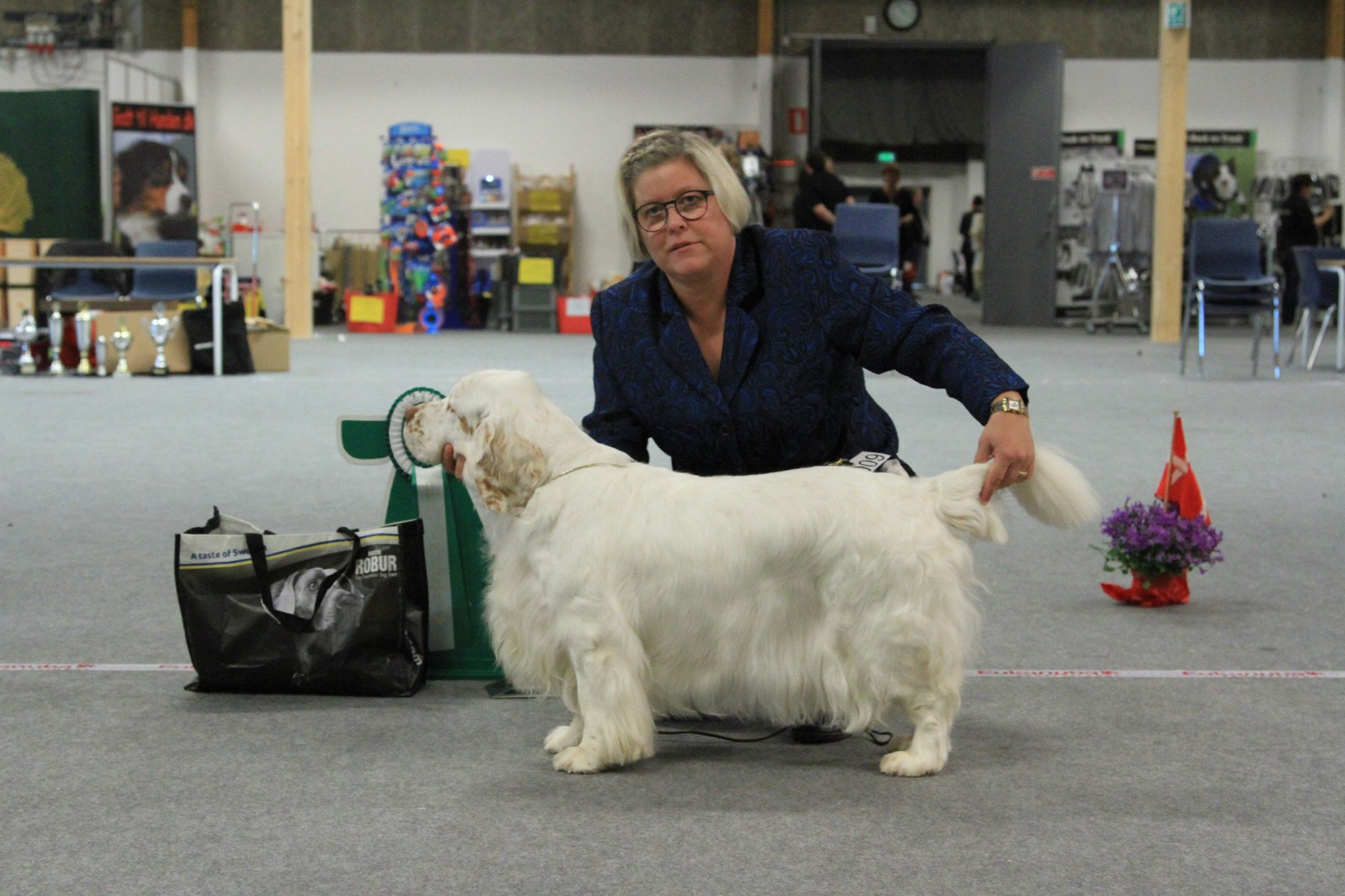 Spanielclubshow in Aars